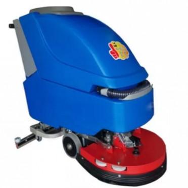 圣美伦SML-20B洗地机手推式洗地机电瓶充电式洗地机